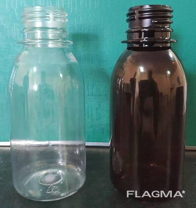 Plastic Bottle PET 120ml