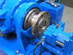 Test bench gas turbine engine ДР59Л
